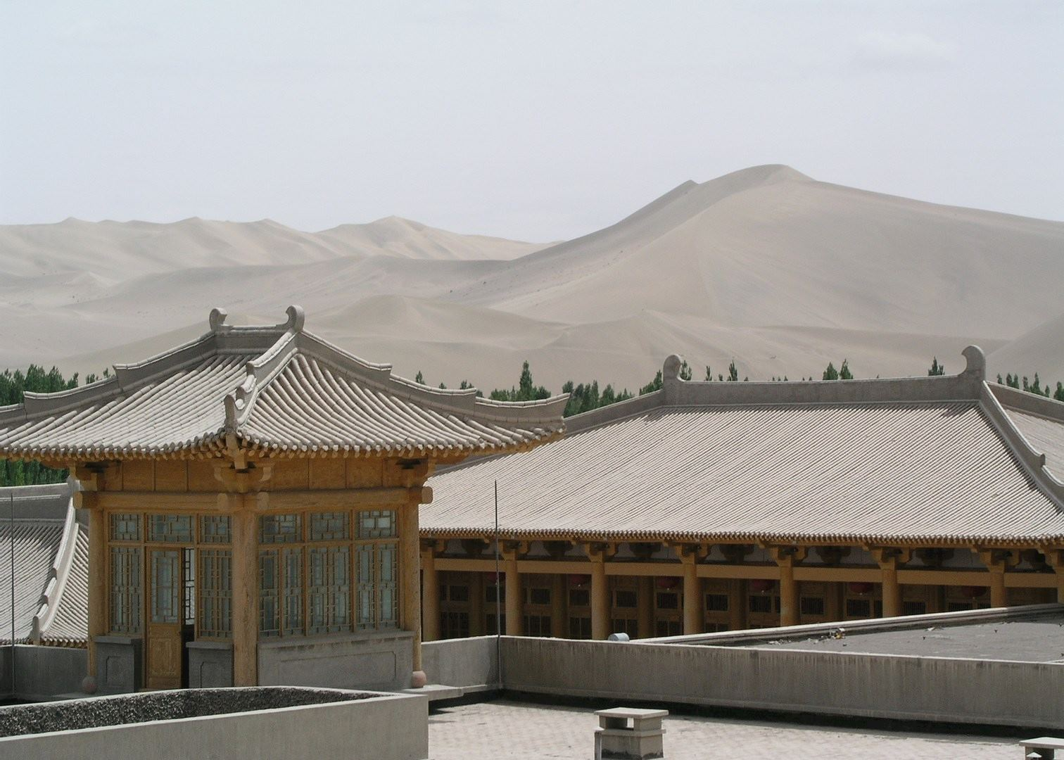 The Silk Road Dunhuang Hotel Dunhuang China