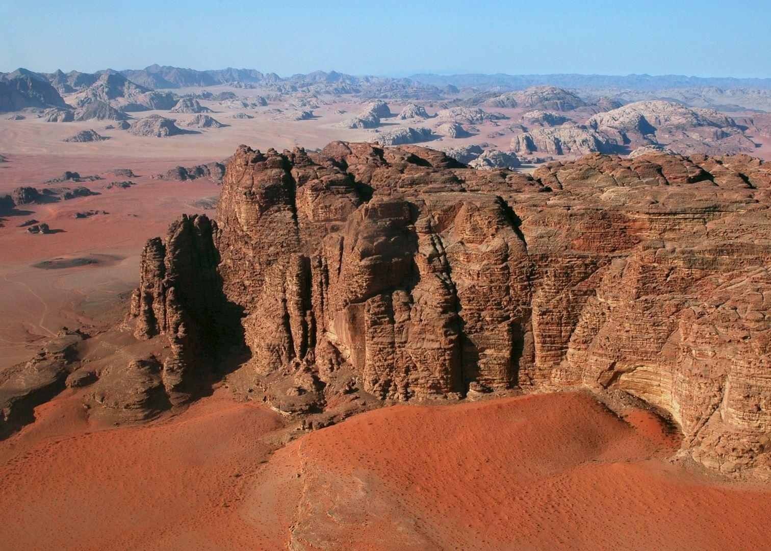 Jeep Tour Of Wadi Rum Jordan Audley Travel