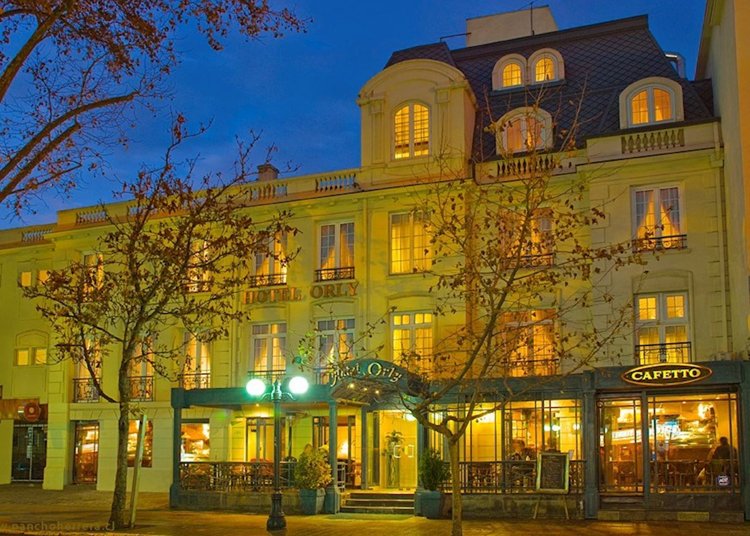 Hotel Orly Hotels In Santiago Audley Travel