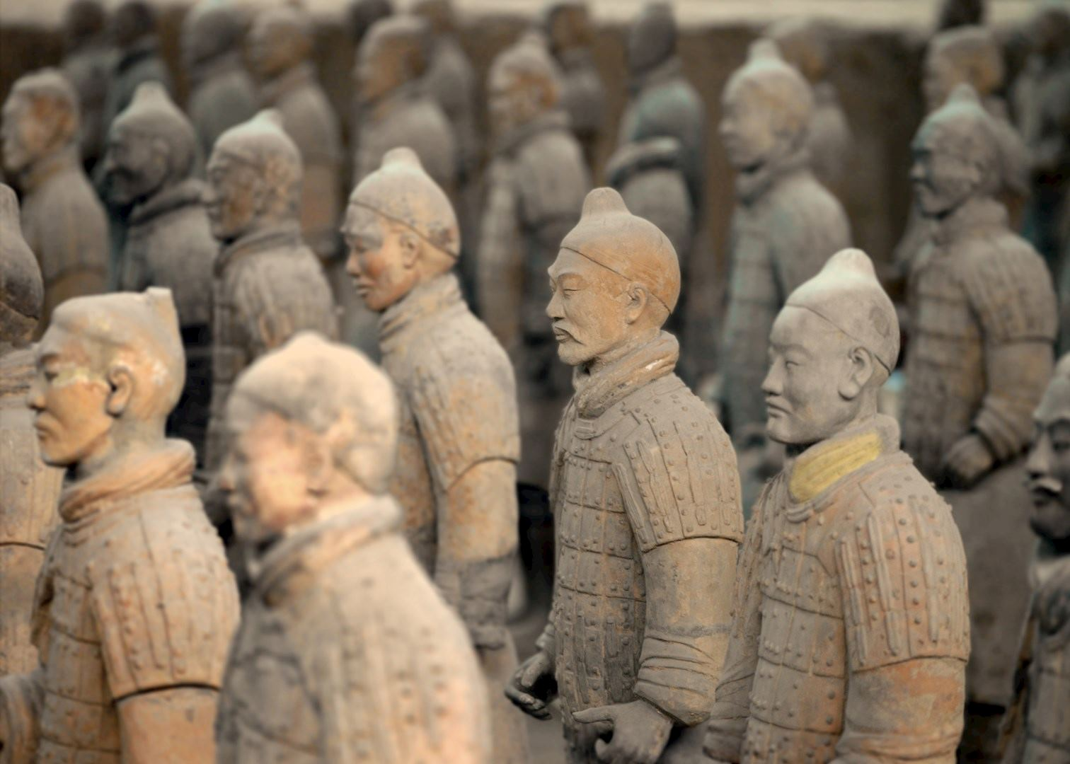Terracotta Army Excursion China Audley Travel