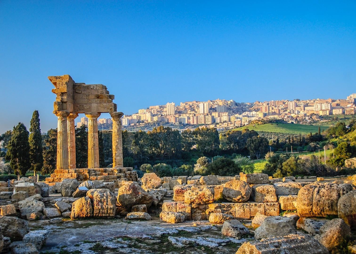 Tailor Made Vacations To Agrigento Audley Travel
