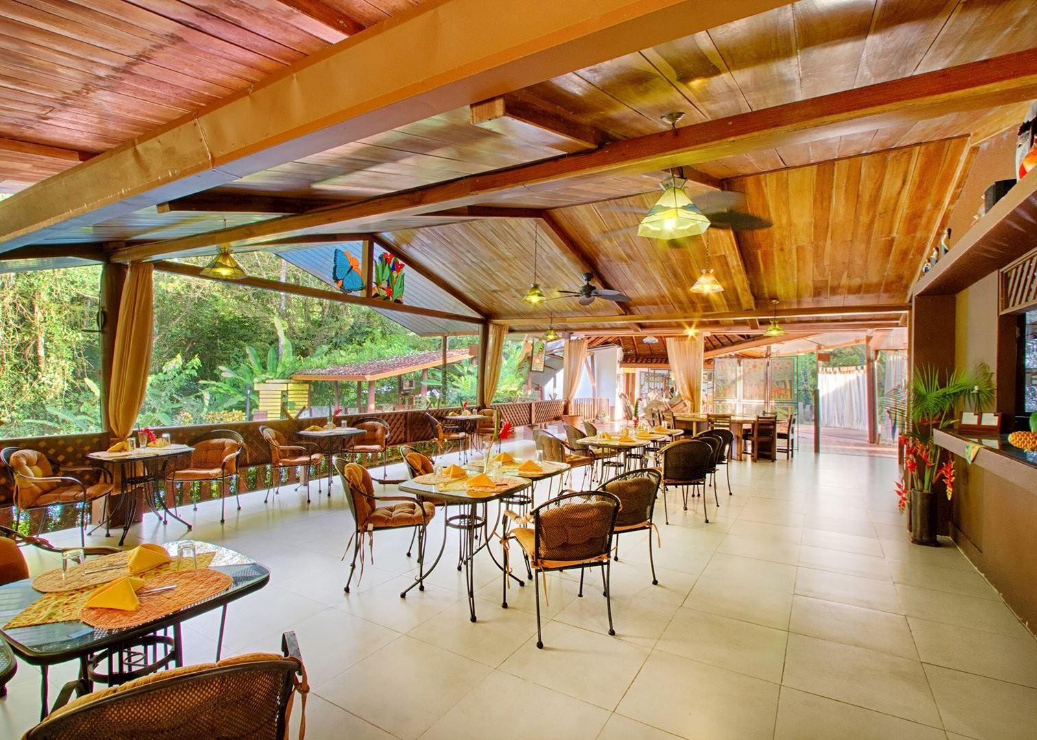 Hotel La Quinta De Sarapiqui Costa Rica