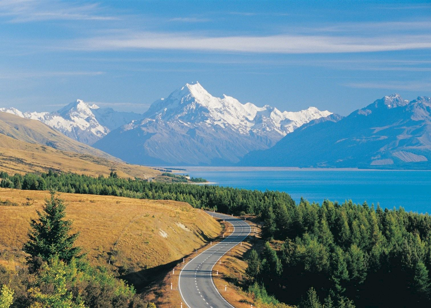 New Zealand: Mount Cook National Park, New Zealand