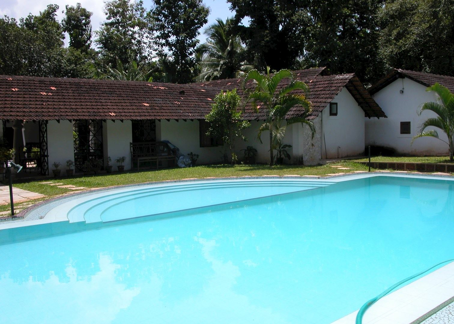 Siolim house hotels in goa audley travel for Resorts in goa with private swimming pool