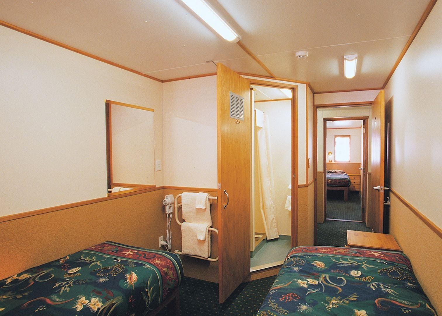 fiordland navigator cruise  new zealand