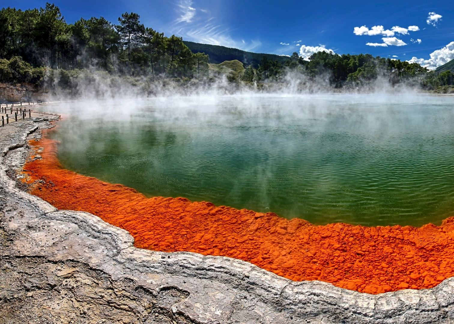 Visit Rotorua On A Trip To New Zealand Audley Travel