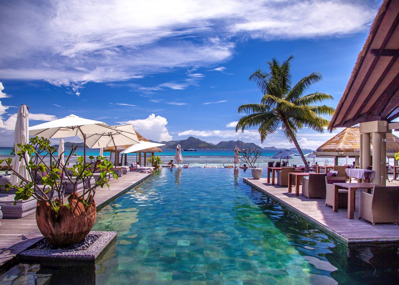 le domaine de l�orangerie hotels in la digue audley travel