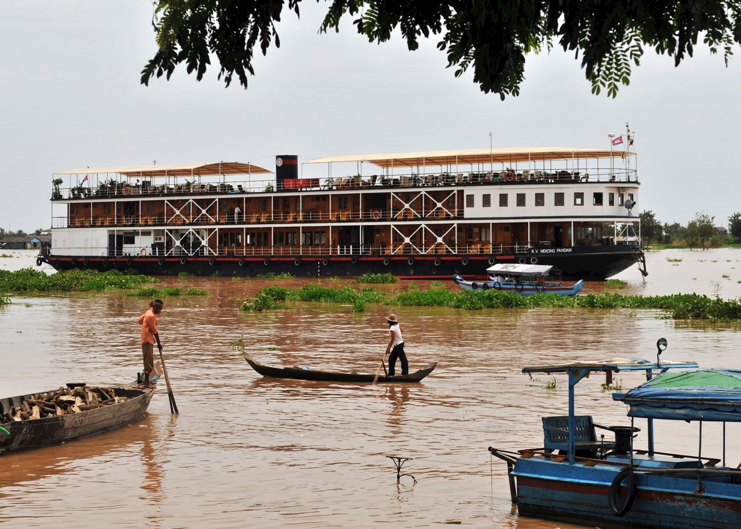 Saigon to Siem Reap: cruise on the Mekong | Audley Travel