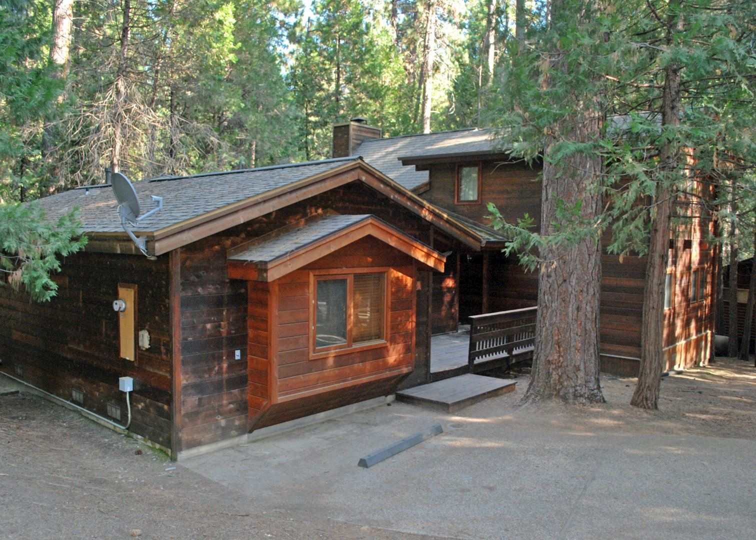 sequoia national park cabins in at lake resort the californiathe california forks bass