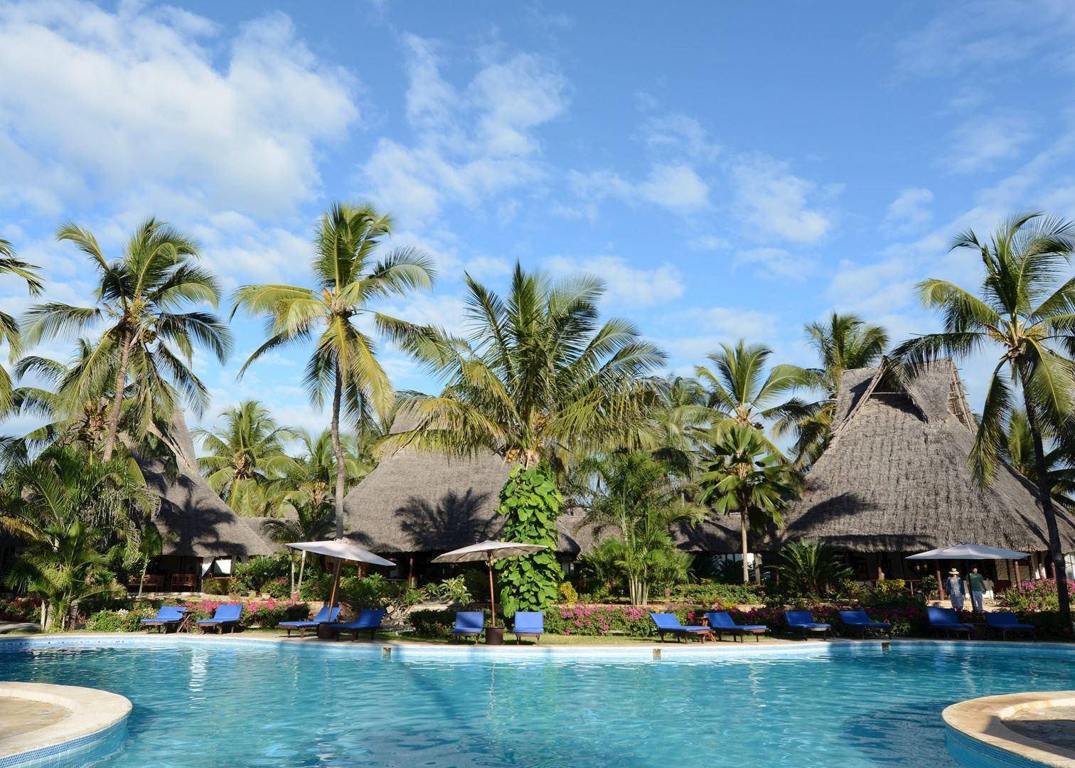 Breezes Beach Club & Spa, Zanzibar: Relax