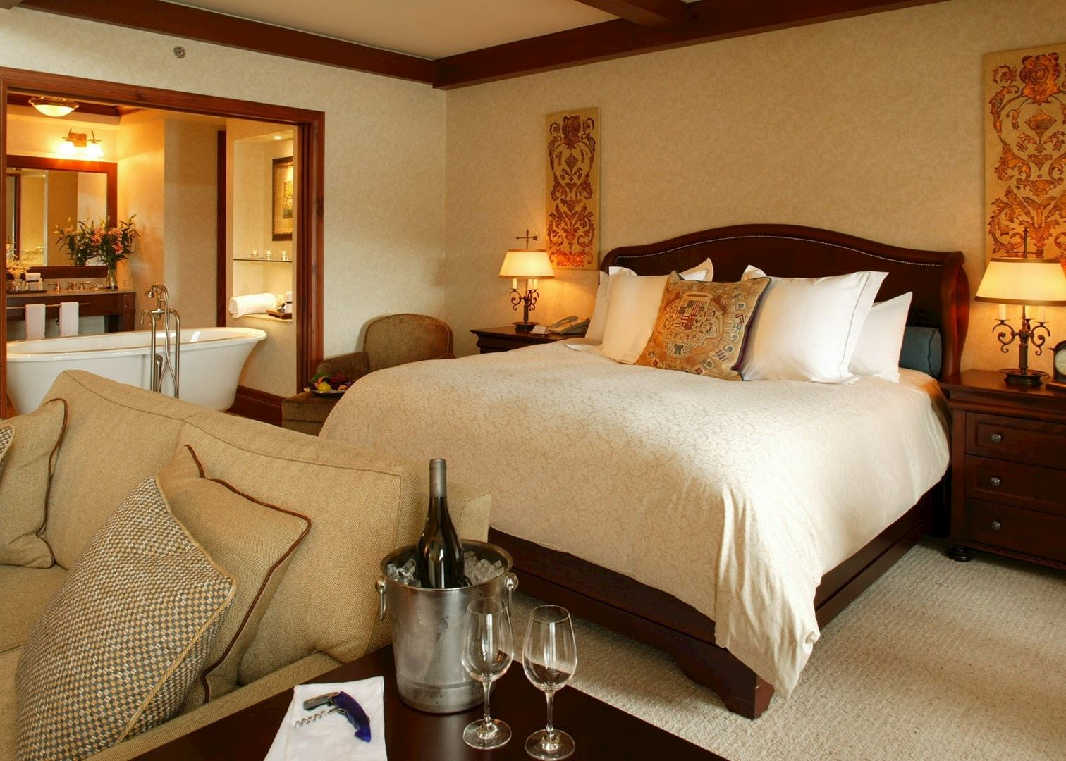 Audley Wood Hotel Executive Room