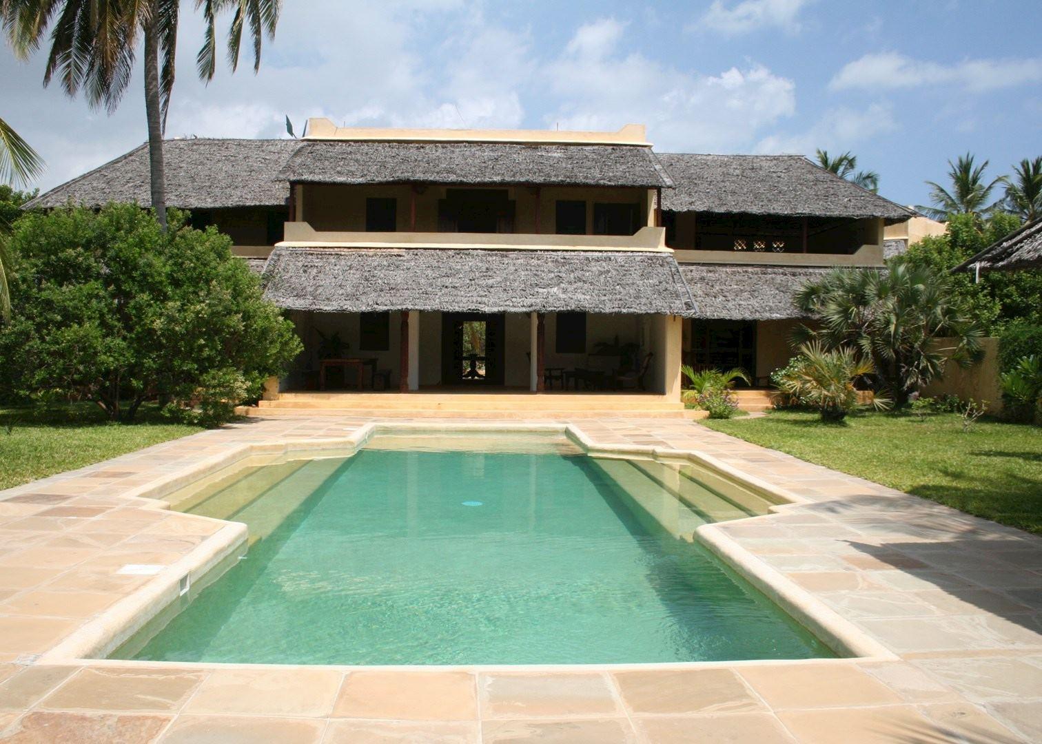kizingoni beach houses audley travel