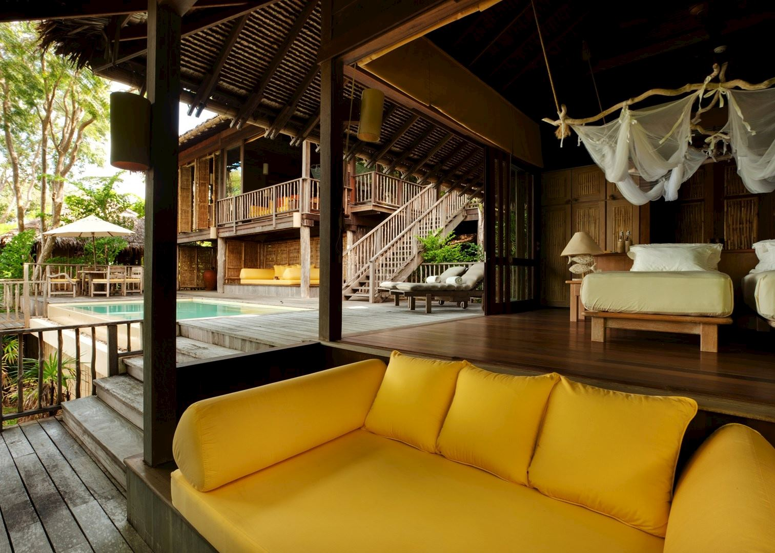 six senses yao noi hotels in koh yao audley travel. Black Bedroom Furniture Sets. Home Design Ideas