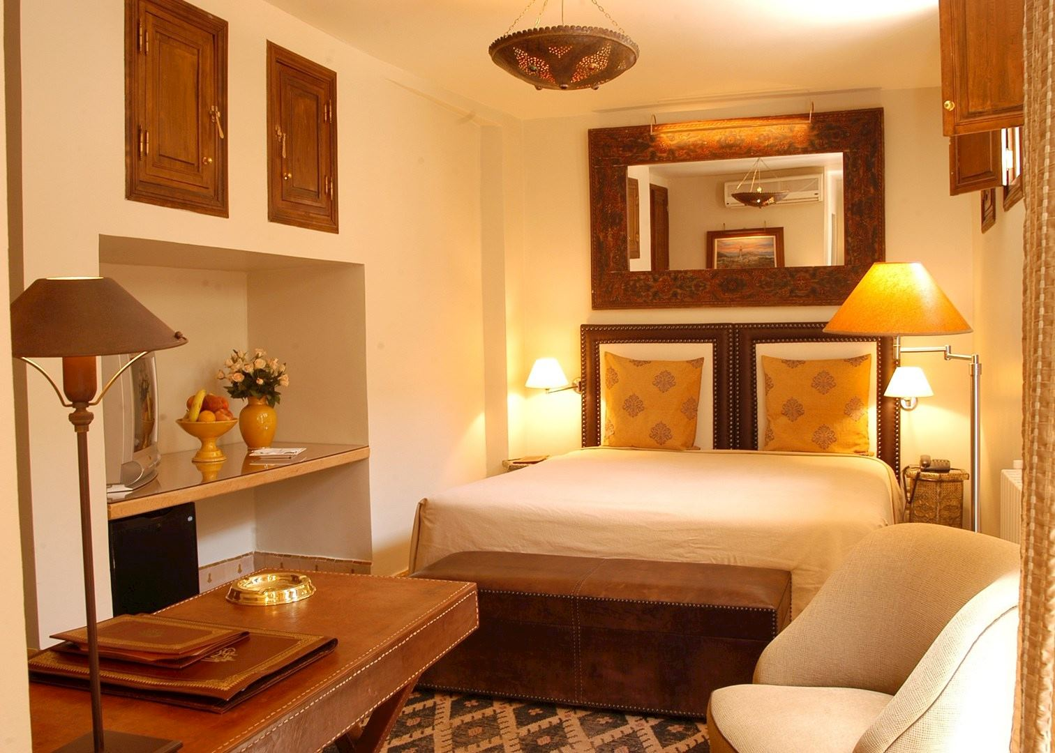 La maison arabe hotels in marrakesh audley travel - A la maison en arabe ...