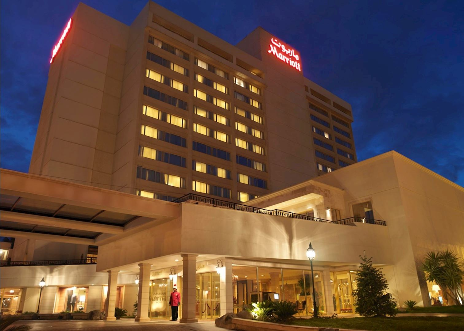 The Amman Marriott Hotels In Amman Audley Travel