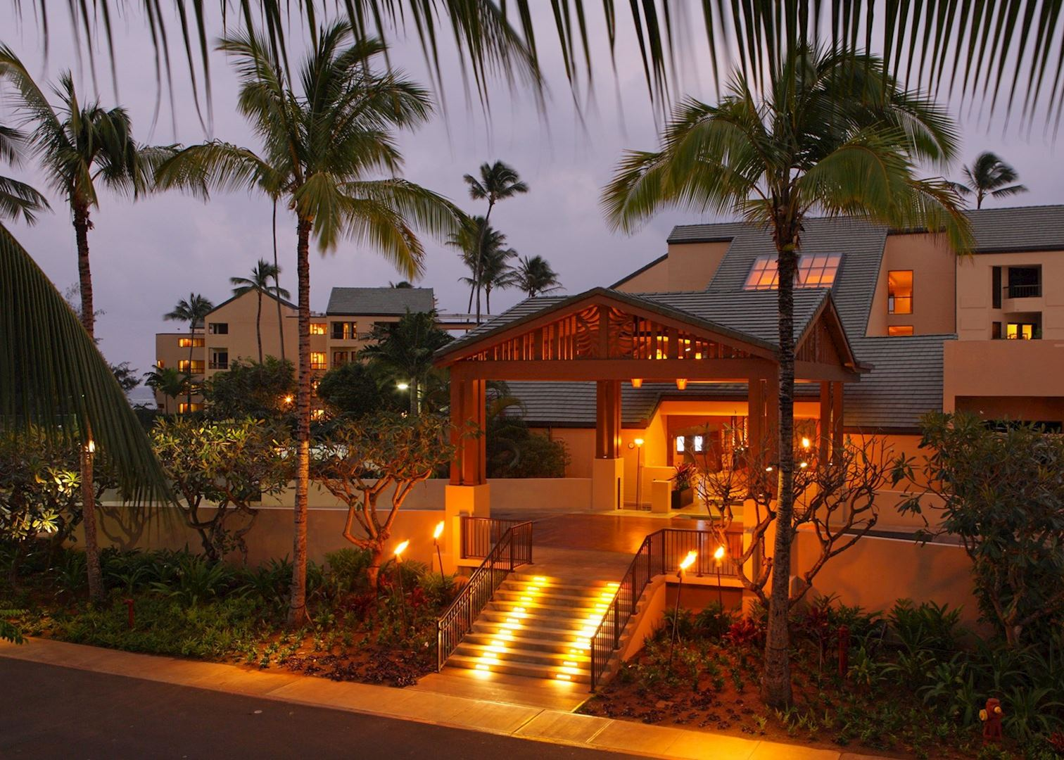 Courtyard Kauai Coconut Beach Hotel Usa Audley Travel