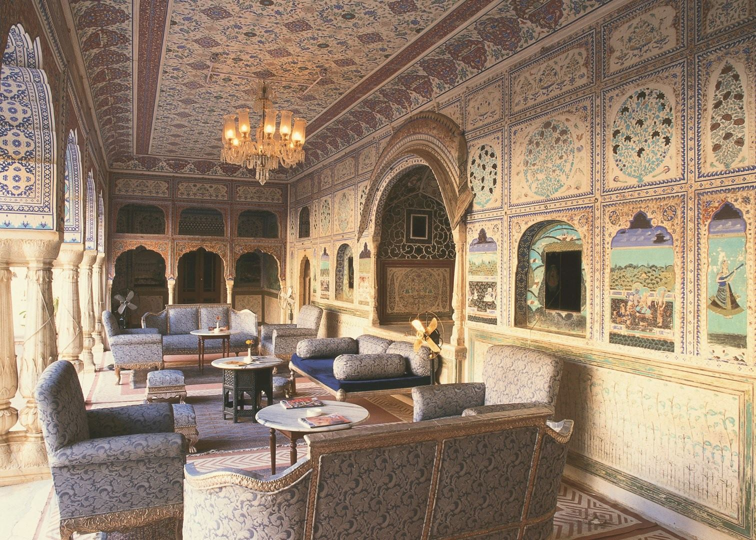 Samode Palace Hotels In Samode Audley Travel
