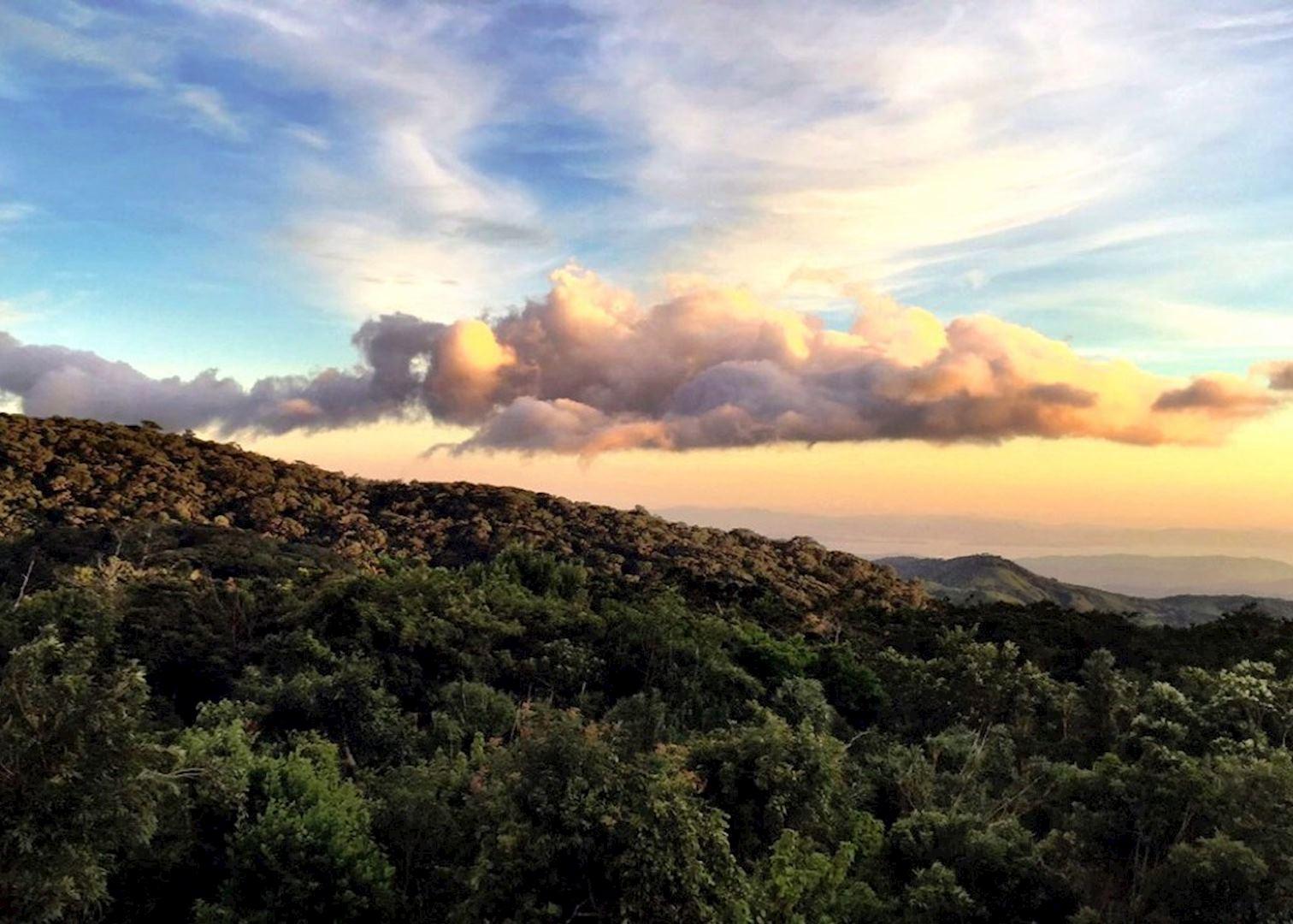 Costa Rica Cloud Forest Hotel