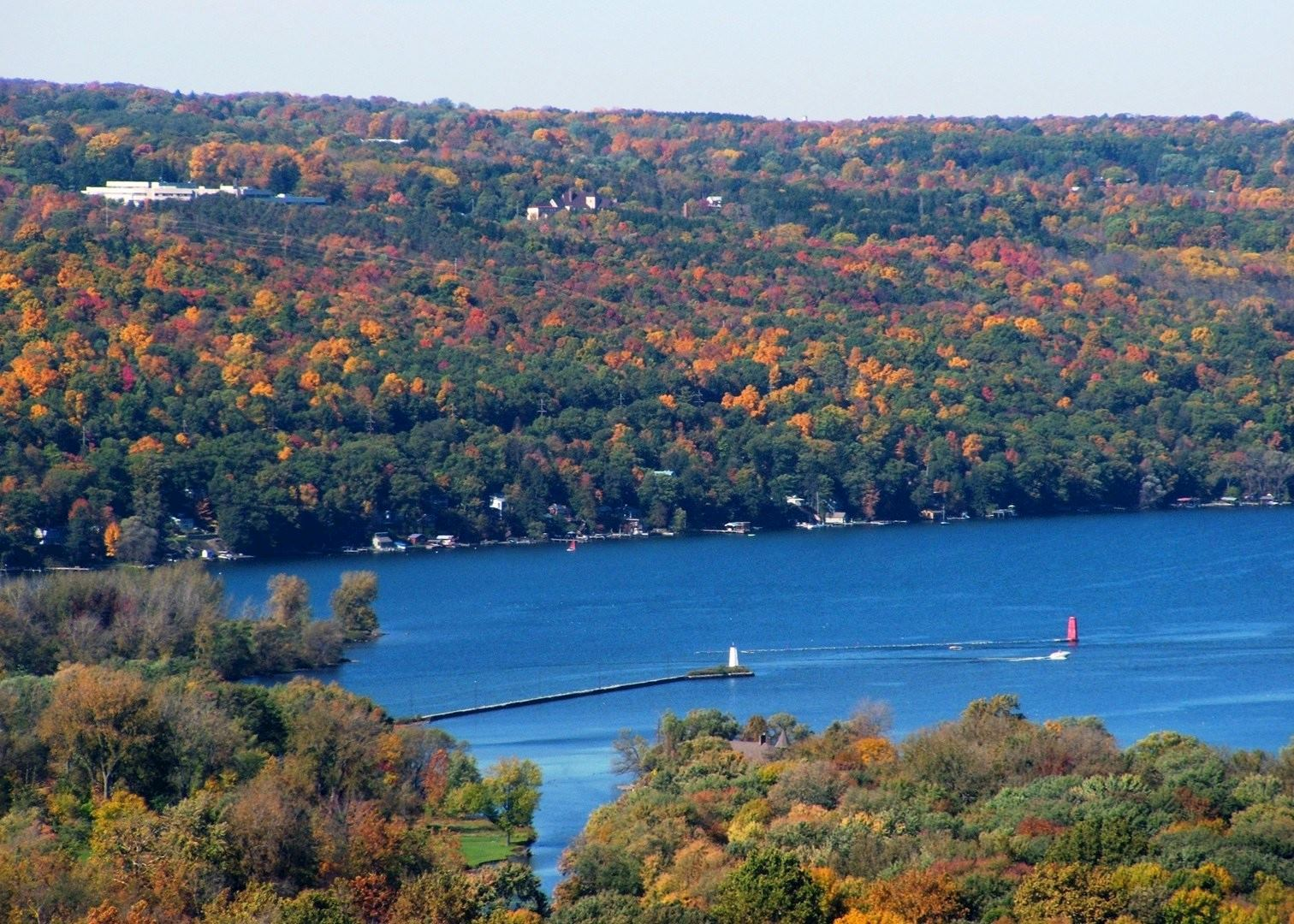 Finger Lakes Scenery