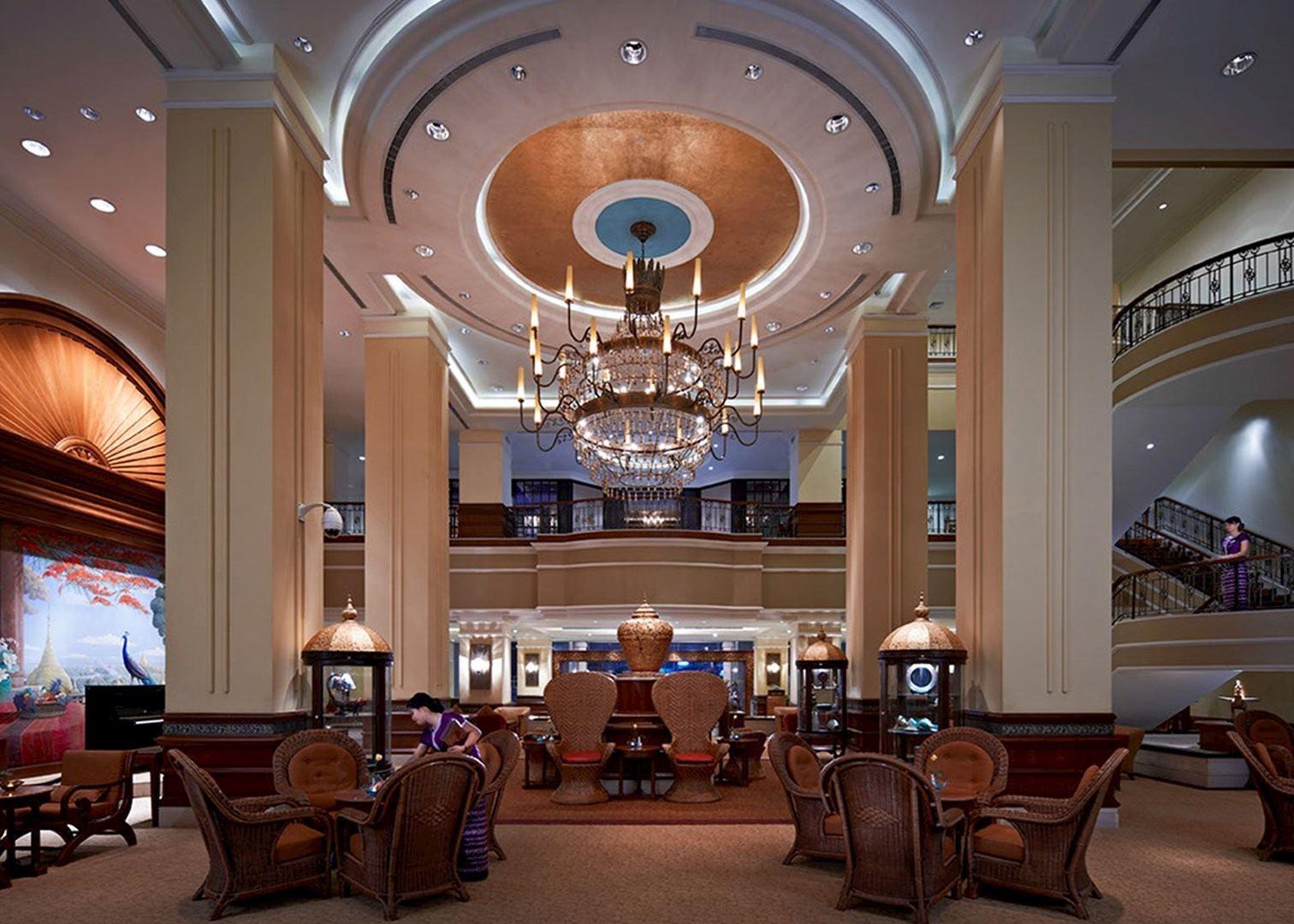 Sule Shangri La Hotels In Yangon Audley Travel
