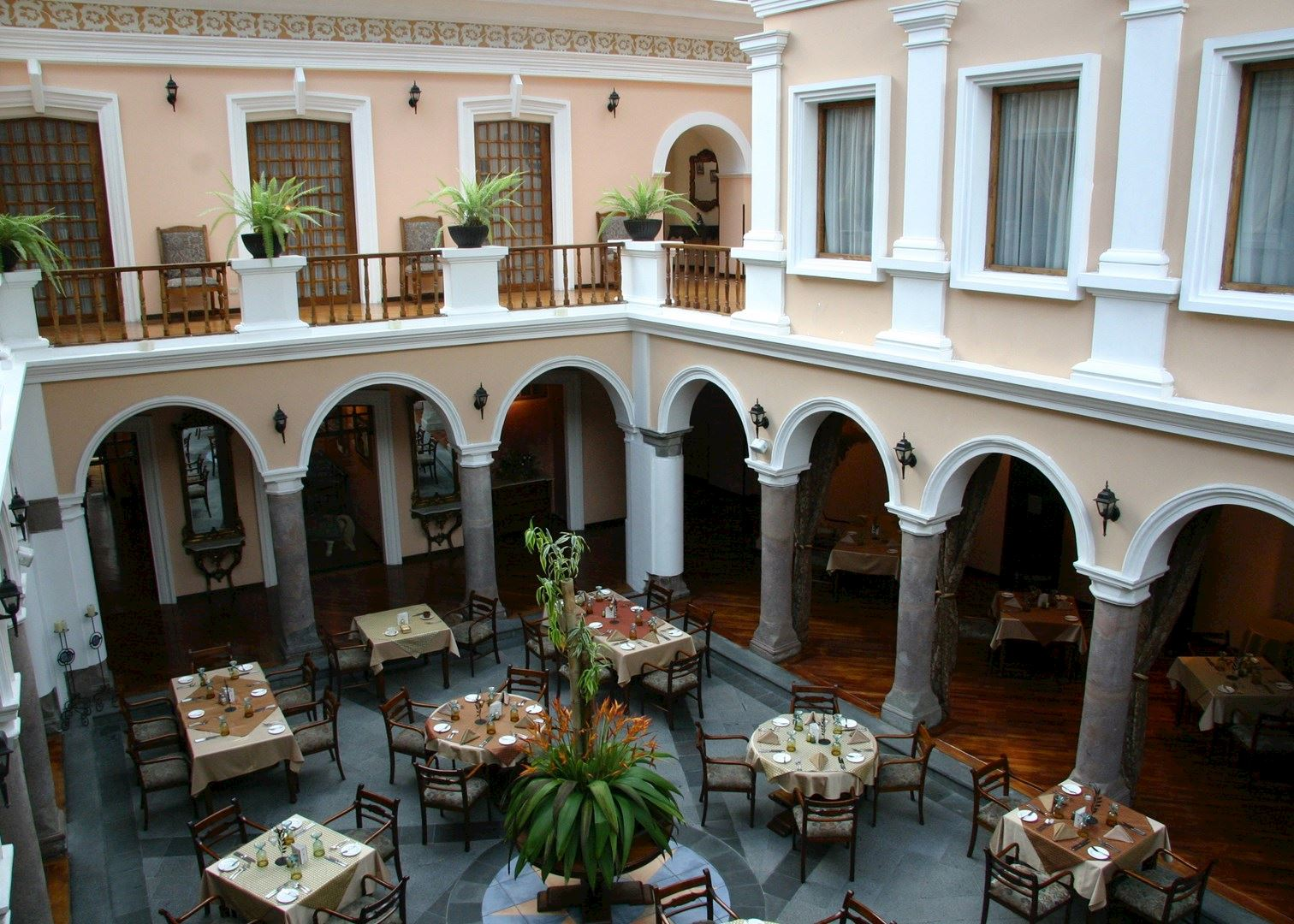 Patio Andaluz Hotels In Quito Audley Travel