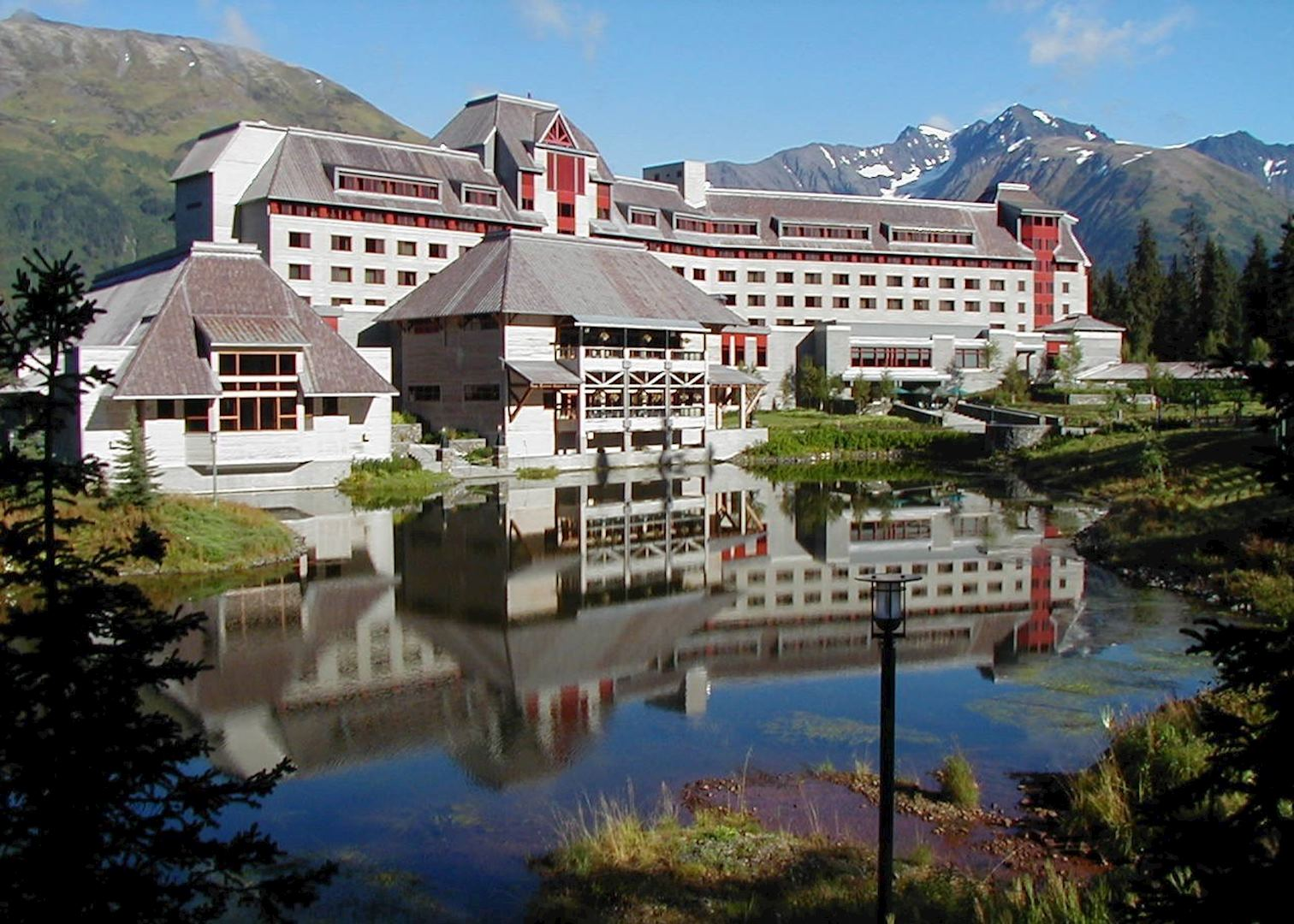 The Hotel Alyeska At Alyeska Resort Audley Travel