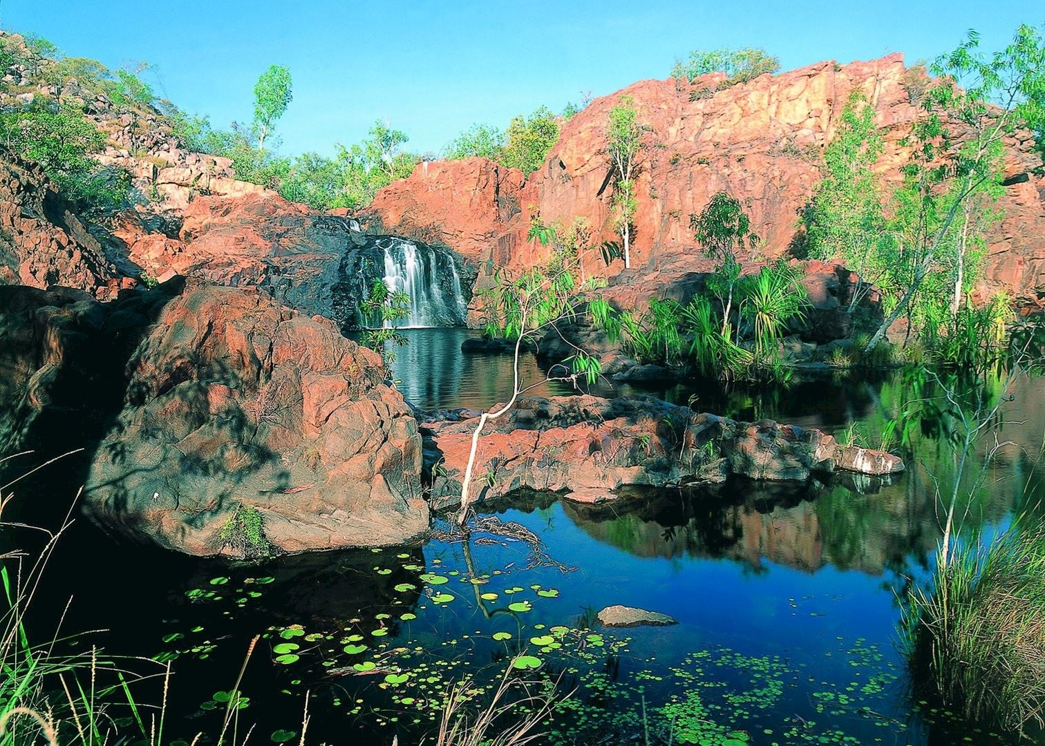 Visit Nitmiluk National Park Australia Audley Travel