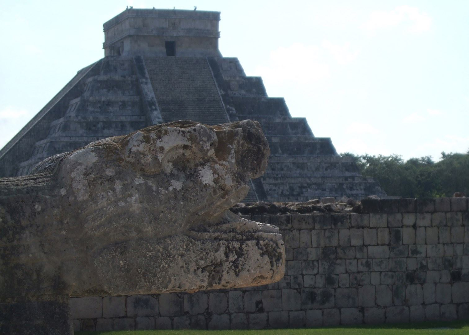 Visit Chich 233 N Itz 225 On A Trip To Mexico Audley Travel