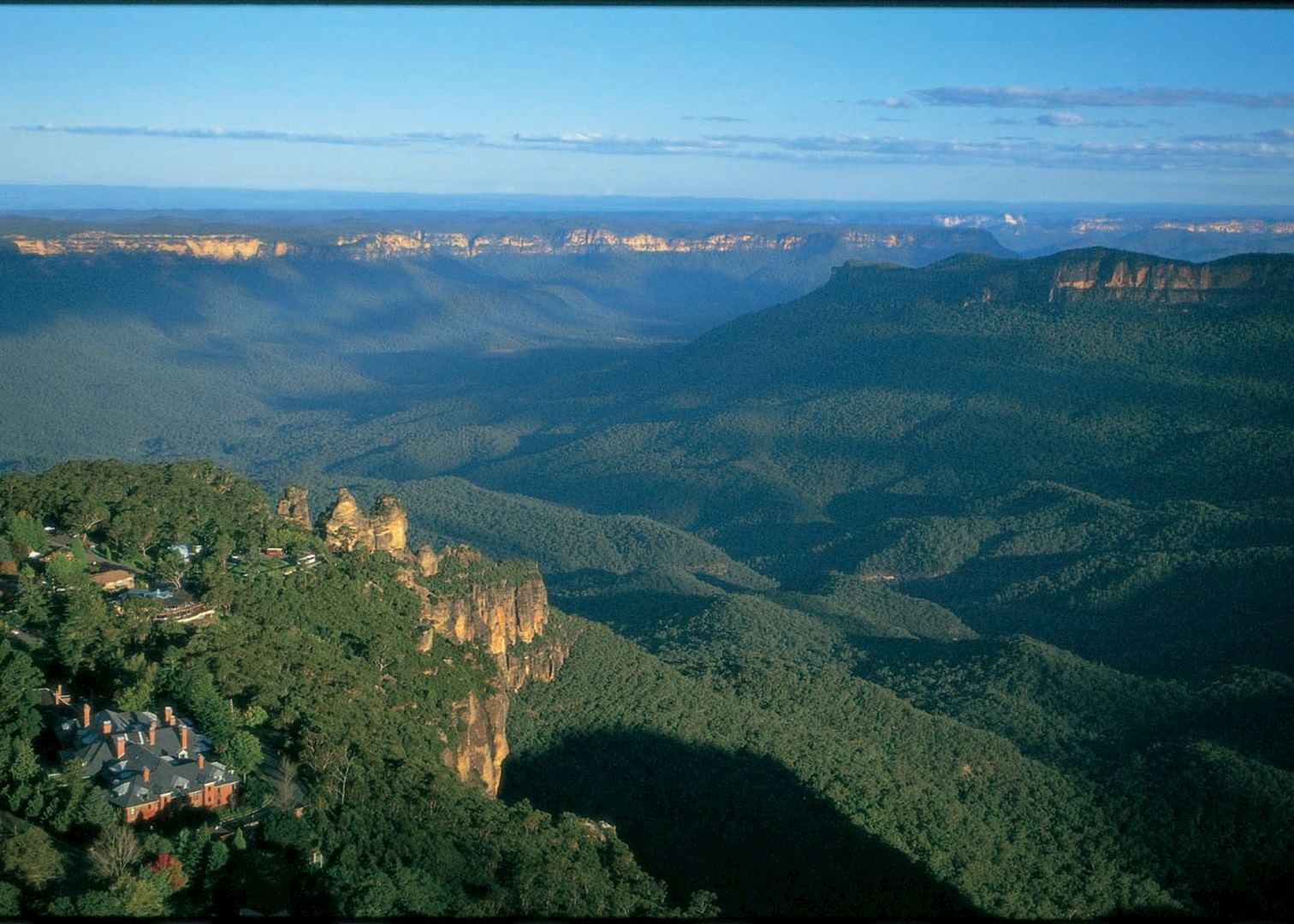 Lilianfels Blue Mountains Resort Spa Australia