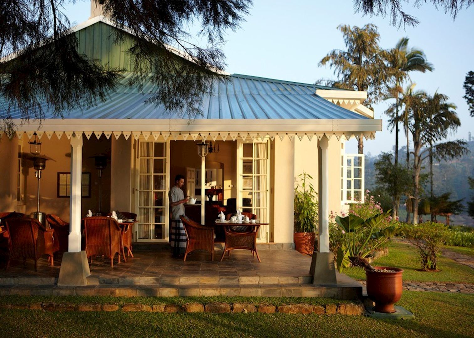 ceylon tea trails castlereagh bungalow audley travel