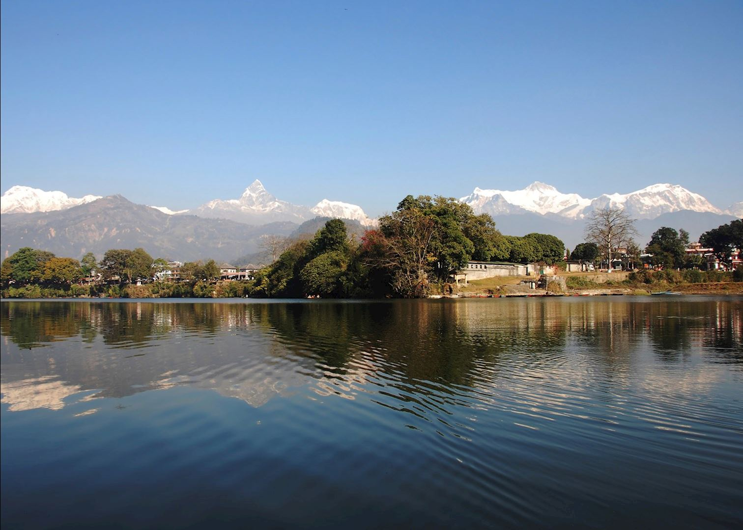 Visit Pokhara On A Trip To Nepal Audley Travel