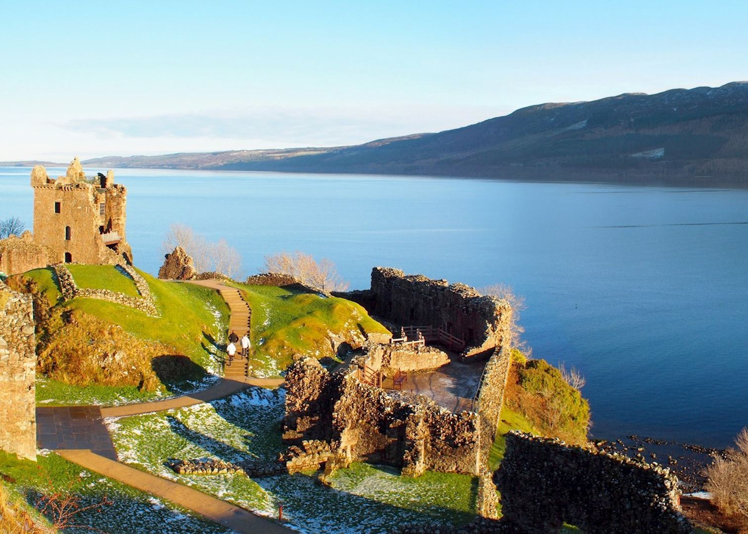 tailor made vacations to loch ness audley travel