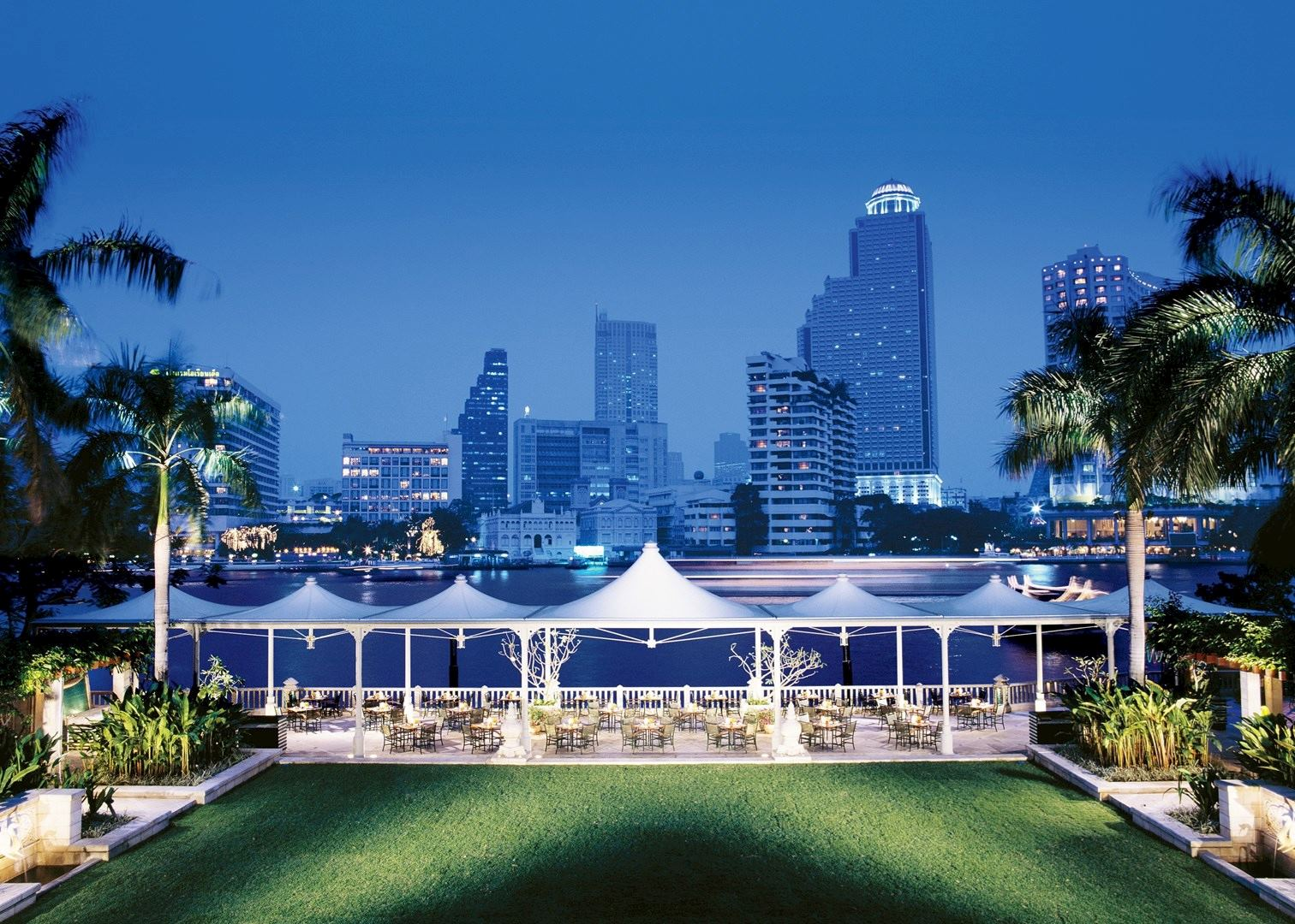 Riverside Terrace At The Peninsula Bangkok