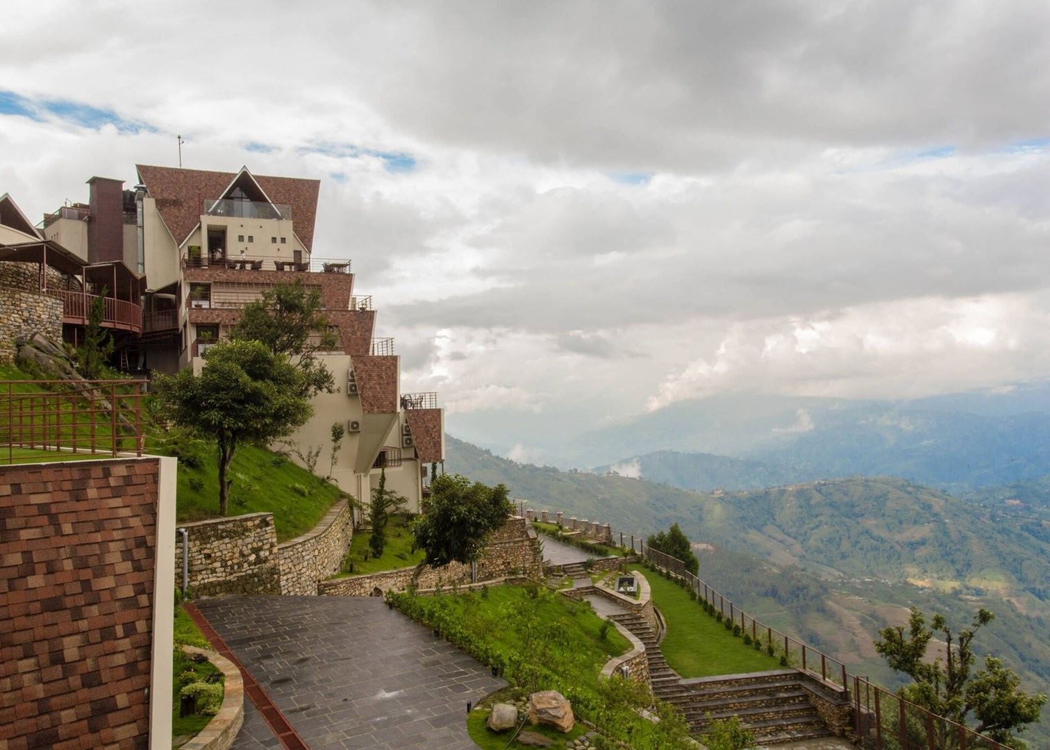 Hotel Mystic Mountain Hotels In Nagarkot Audley Travel