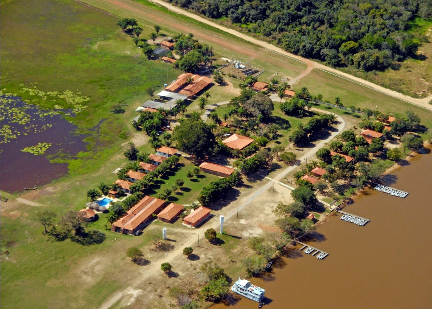 Hotel Porto Jofre | Hotels in The Pantanal