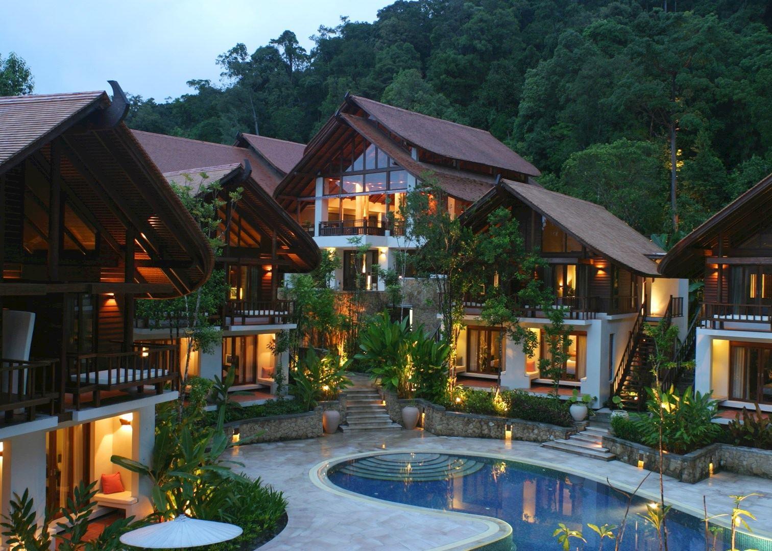 the tubkaak krabi boutique resort and bangkok audley travel. Black Bedroom Furniture Sets. Home Design Ideas