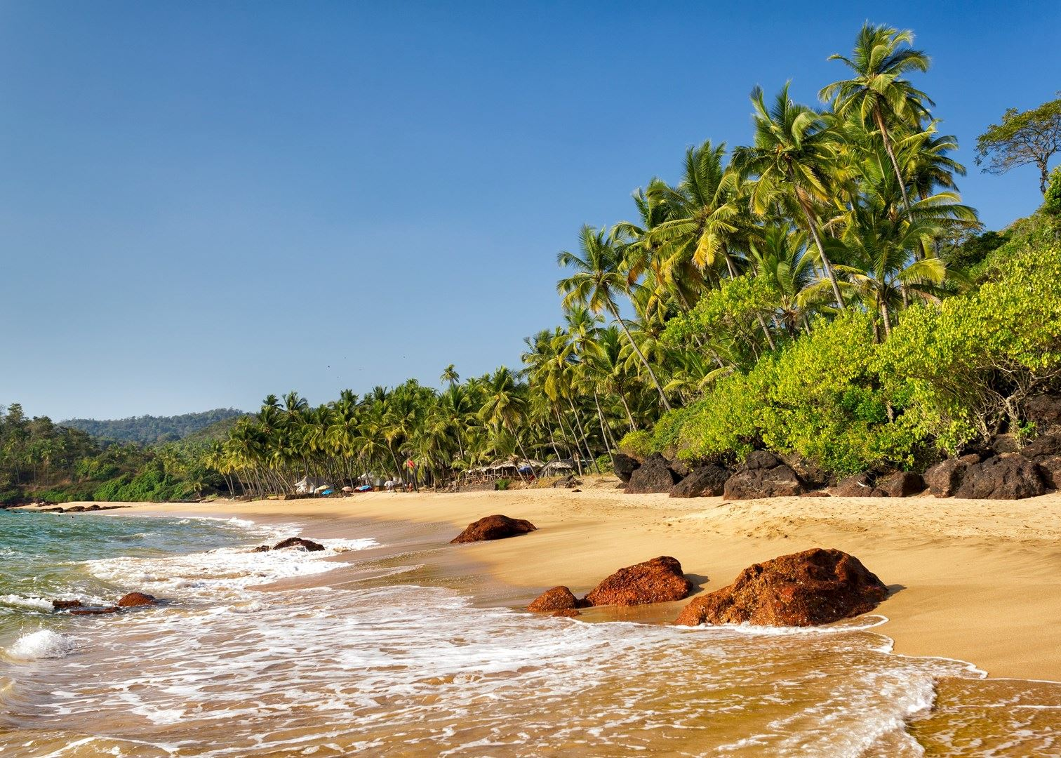 trip to goa Goa, a state on india's west coast, is a former portuguese colony with a rich history spread over 3,700 square kilometres with a population of approximately 18 million, goa is small by.