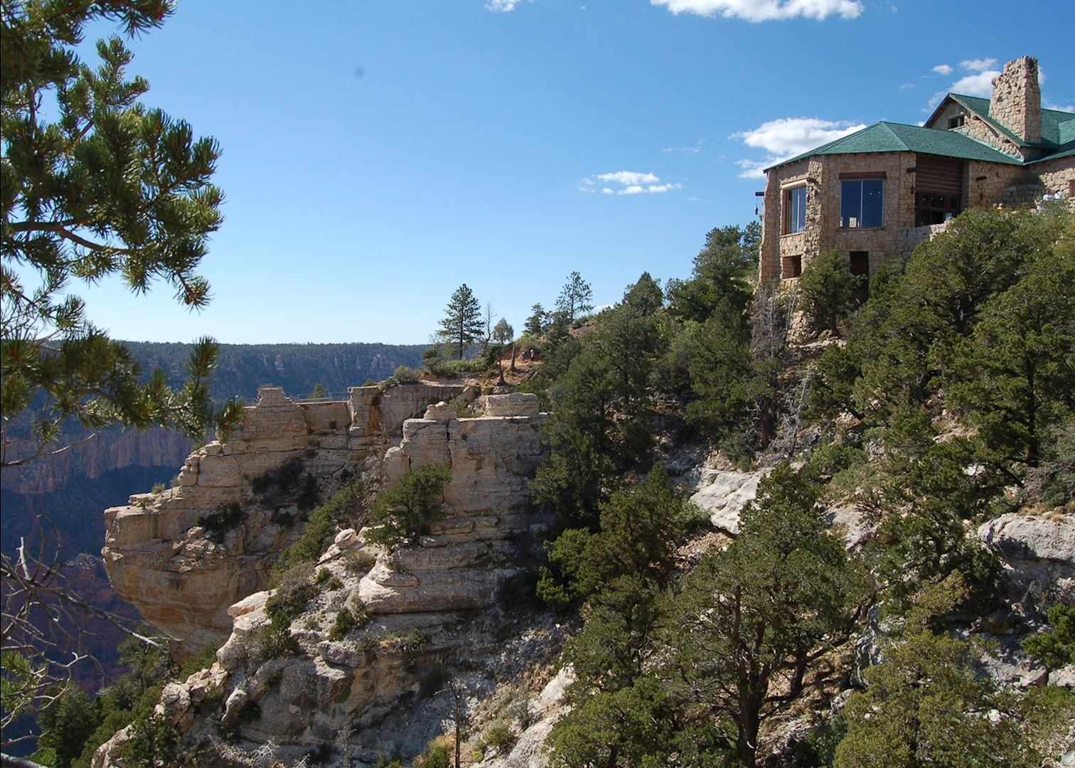 Grand Canyon Lodge, North Rim   Audley Travel