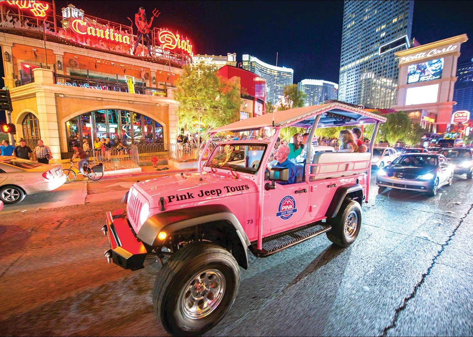 Las Vegas 4x4 City Tour