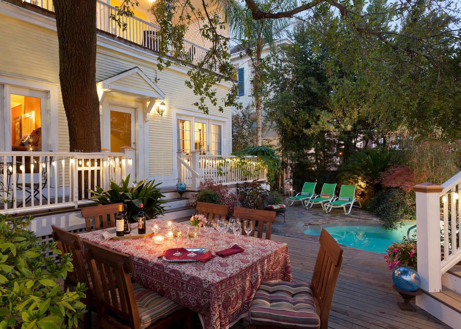 Azalea Inn Gardens Hotels In Savannah Audley Travel