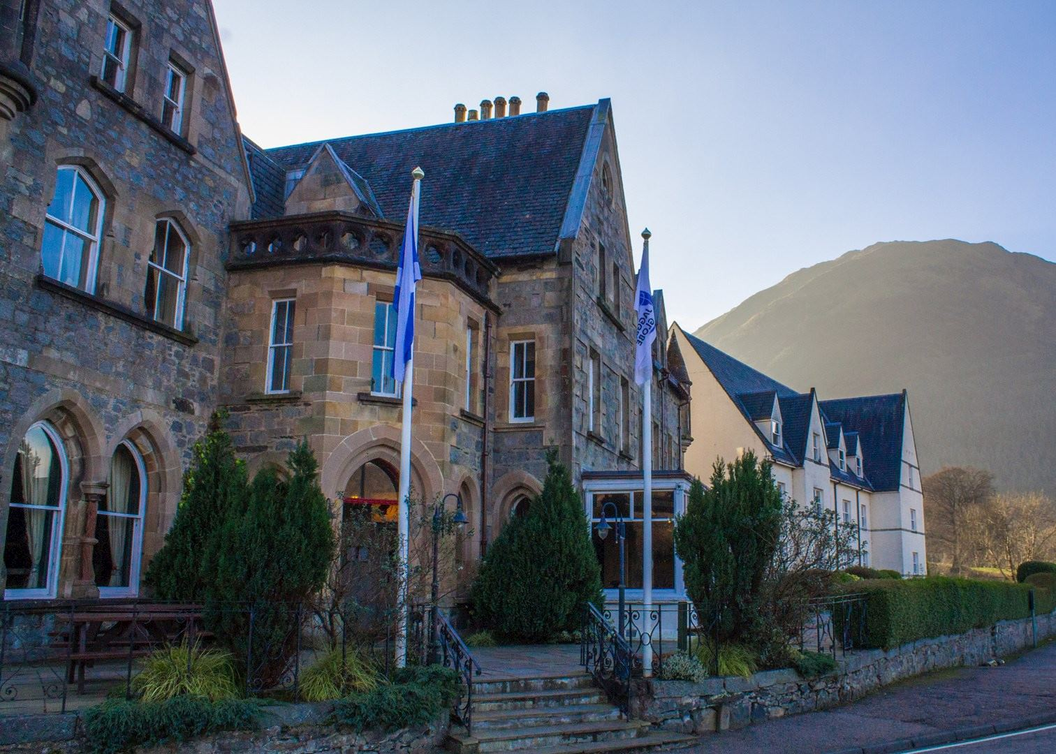 Ballachulish Hotel Hotels In Glencoe Audley Travel