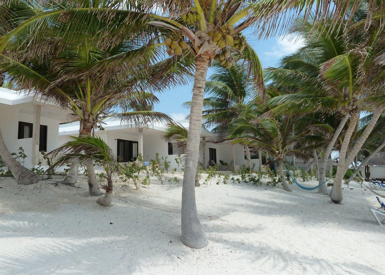 Cabanas tulum e b for Cabanas en mexico