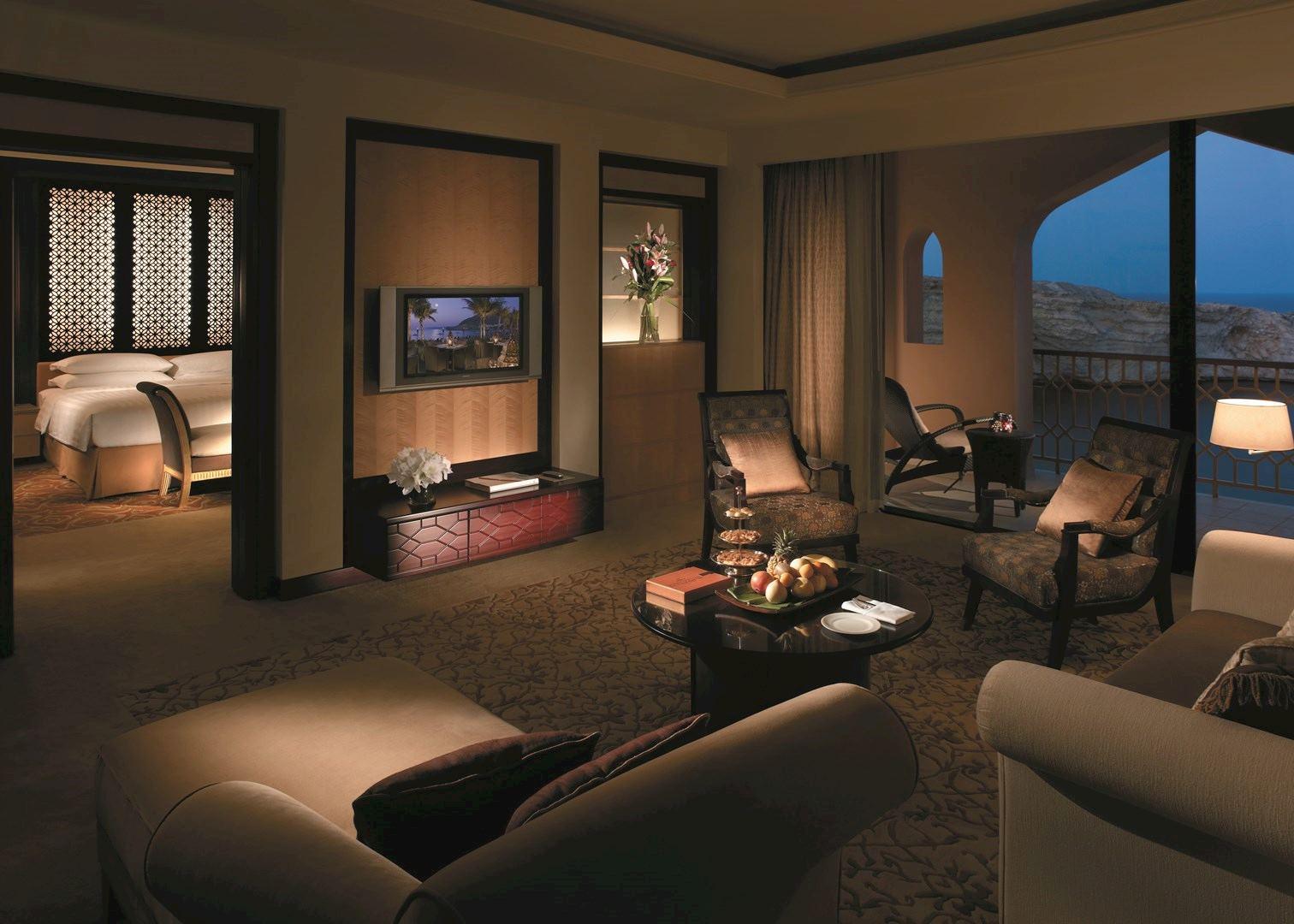 shangri la al husn resort spa audley travel. Black Bedroom Furniture Sets. Home Design Ideas