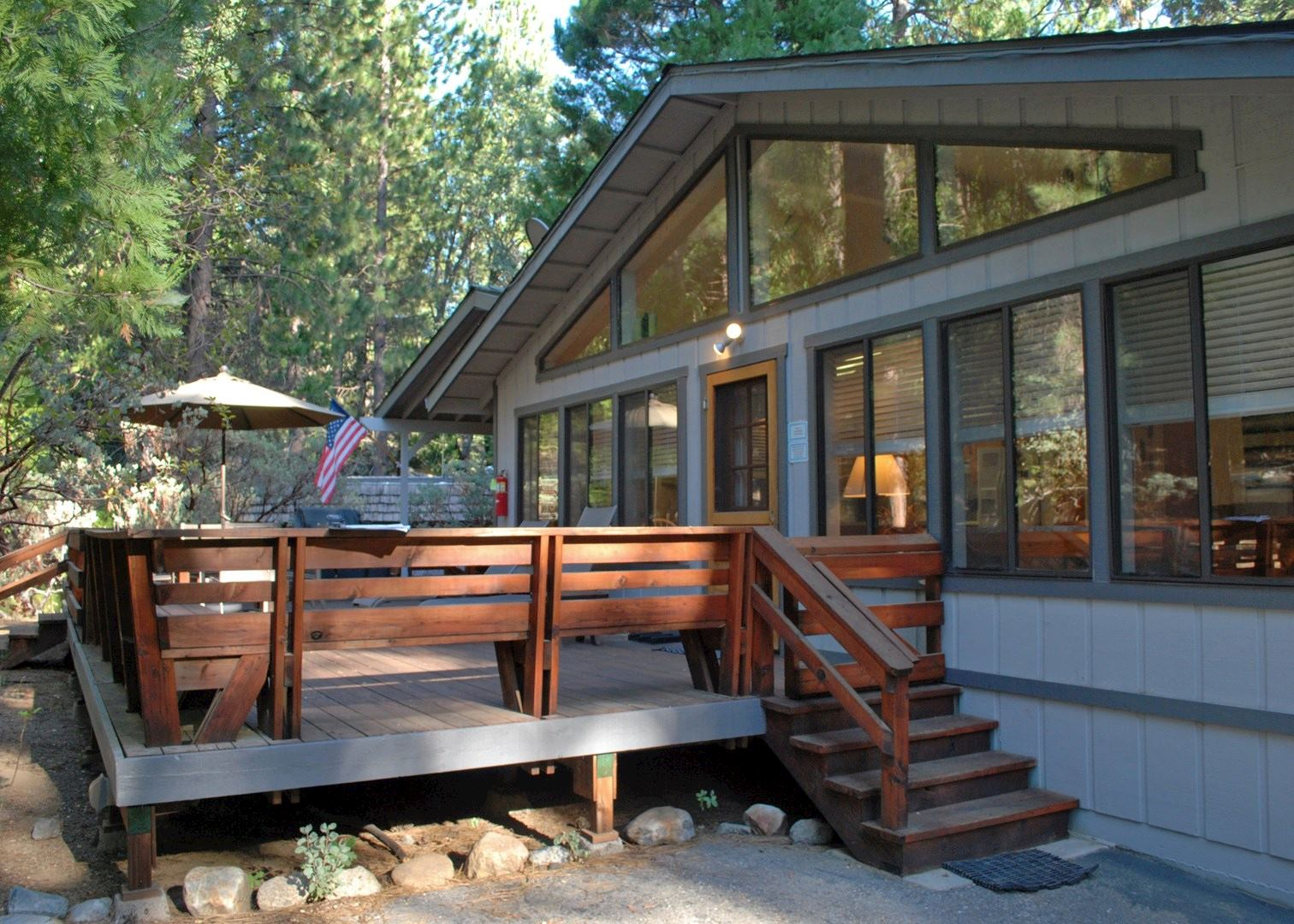 attractions from vacation yosemite our major located park front cabins peregrine rental national valley minutes the luxury gates is a inside lodge near