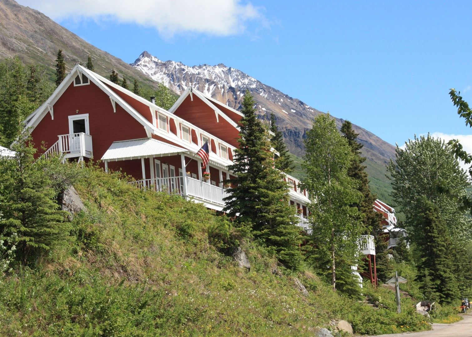 Kennicott Glacier Lodge Audley Travel