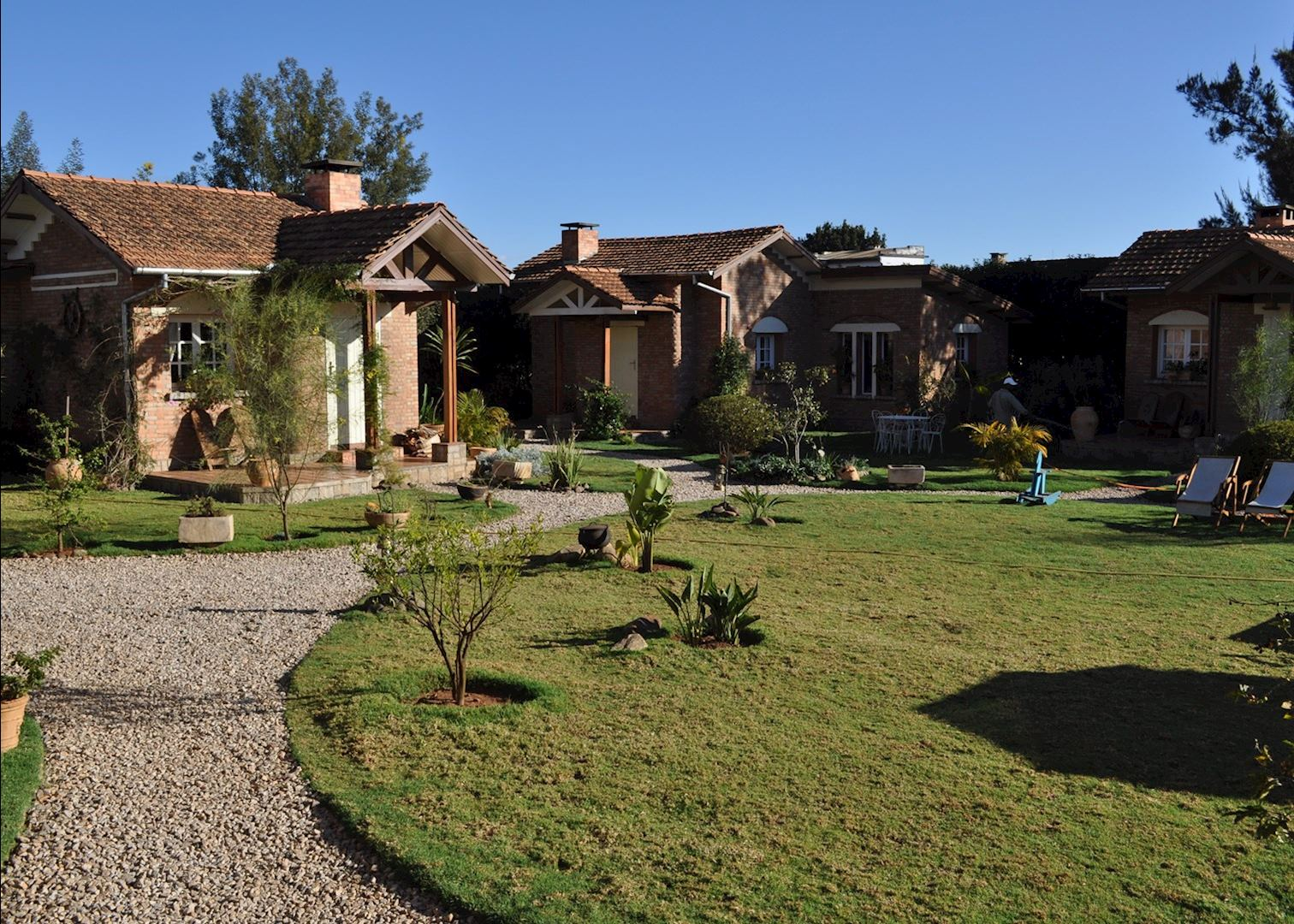 Couleur Caf Hotels In Antsirabe Audley Travel