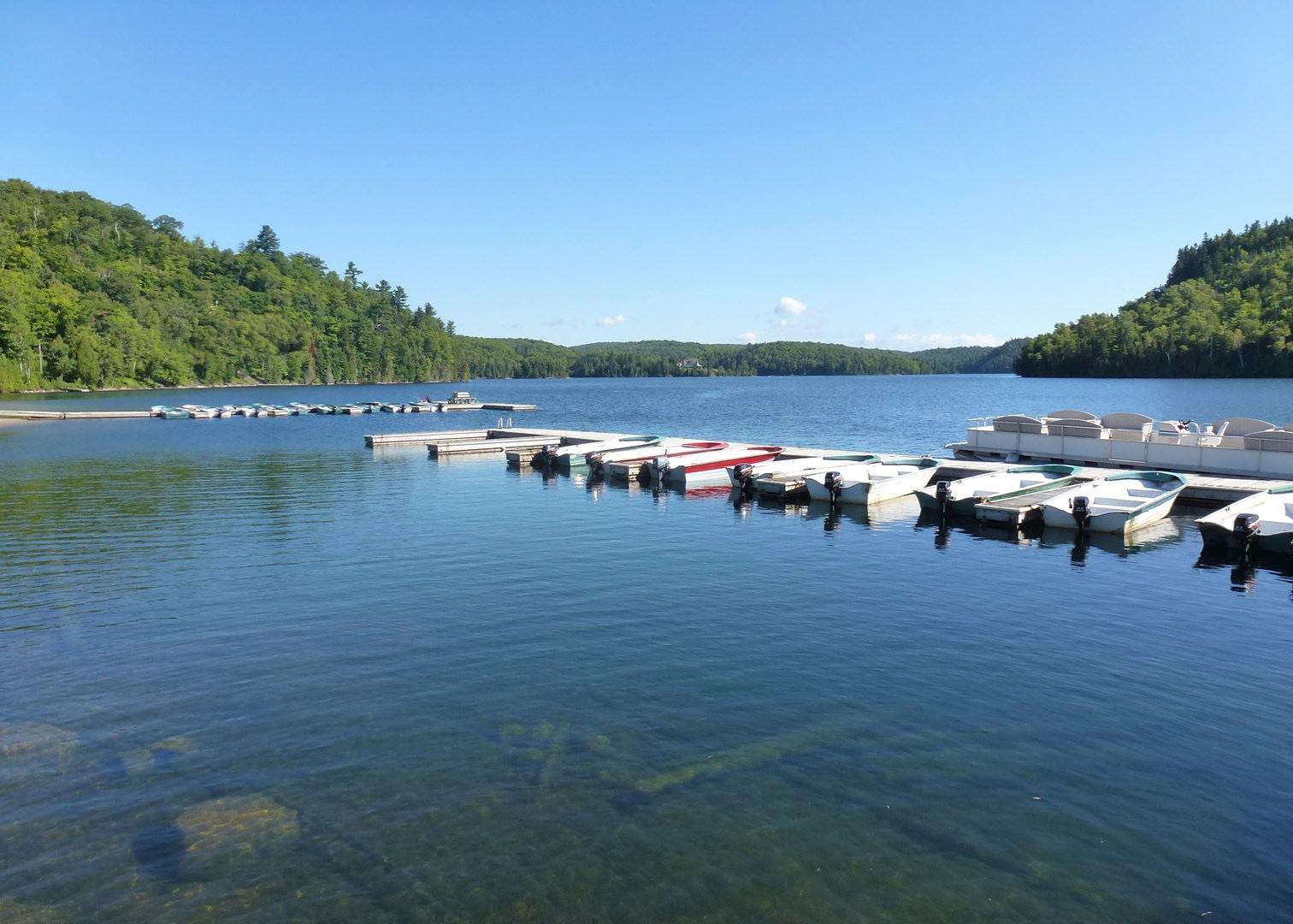 Lac A L Eau Claire Audley Travel