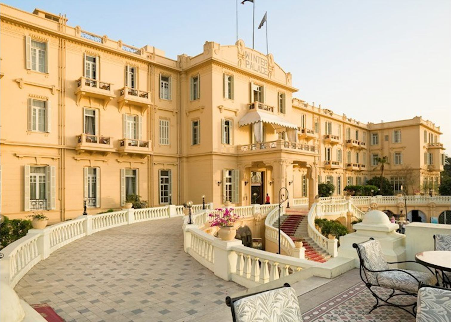 old winter palace hotels in luxor audley travel. Black Bedroom Furniture Sets. Home Design Ideas