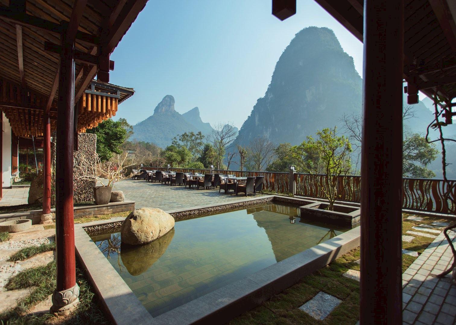 Li River Resort Hotels In Yangshuo Audley Travel
