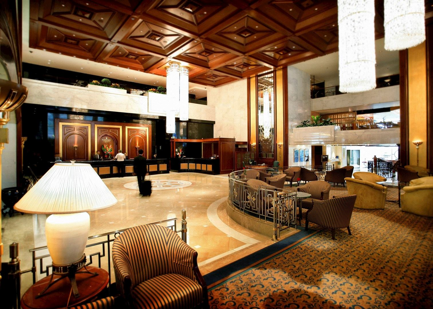 intercontinental grand stanford hotel audley travel. Black Bedroom Furniture Sets. Home Design Ideas